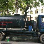 Địa chỉ Hút bể phốt tại thành phố Thái Nguyên giá rẻ nhất