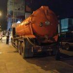 Điạ chỉ thông tắc cống , hút bể phốt tại Huyện Phú Lương giá  rẻ , hiệu quả cao