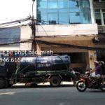 Thông hút bể phốt tại Thái Nguyên cho nhà vệ sinh công cộng