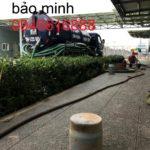 Công nghệ hút bể phốt tại thị xã Phổ Yên hiện đại