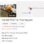 Thông tắc cống tại Phú Bình uy tín