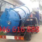 Hút chất thải , vận chuyển bùn vi sinh tại thái nguyên